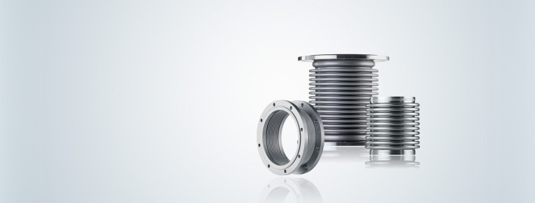 Axial expansion joints stainless steel Witzenmann