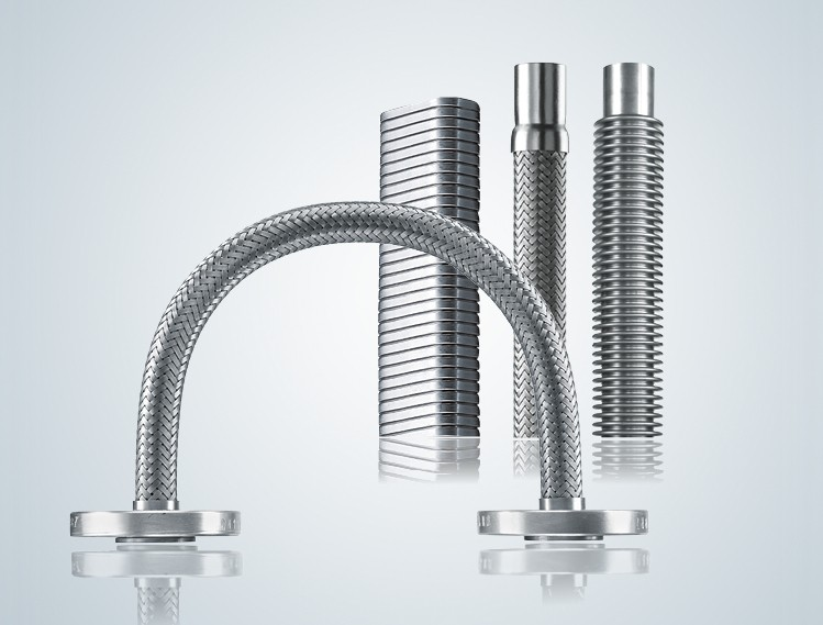 Product range Metal Hoses stainless steel Witzenmann