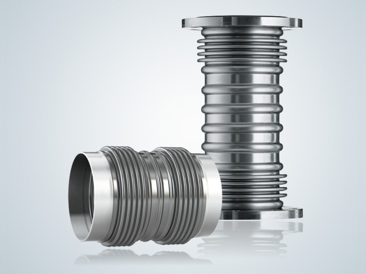 Universal expansion joints stainless steel Witzenmann